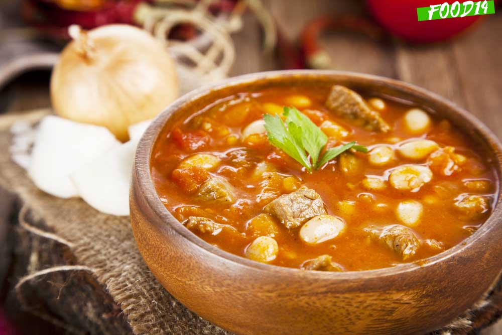Instant Pot Turkey chili soup