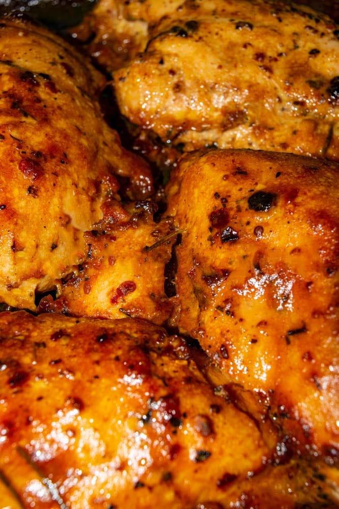 Bake Chicken Breast at 375