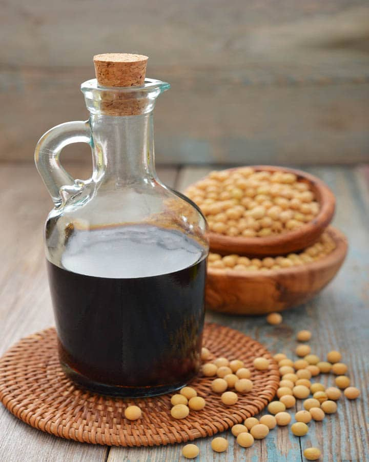 soy sauce nutrition facts