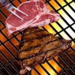 how to cook a Tbone steak in the oven