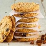 pioneer woman oatmeal raisin cookies
