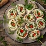 pioneer woman tortilla roll ups