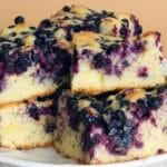 Pioneer Woman Blueberry Crumb Cake