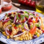 pioneer woman mexican macaroni salad