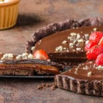paula deen chocolate pie