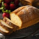 paula deen sour cream pound cake