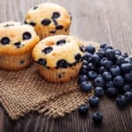 pioneer woman blueberry muffin