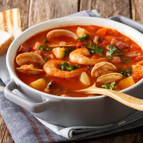 Gordon Ramsay Seafood Chowder Recipe