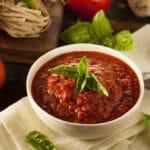 Low Sodium Marinara Sauce Recipe