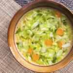 Big Boy Cabbage Soup Recipe
