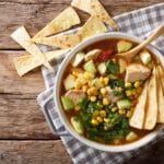 Red Robin Chicken Tortilla Soup Recipe