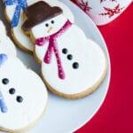 Starbucks Snowman Cookie Recipe
