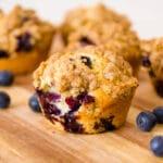 Winco Blueberry Muffin Recipe
