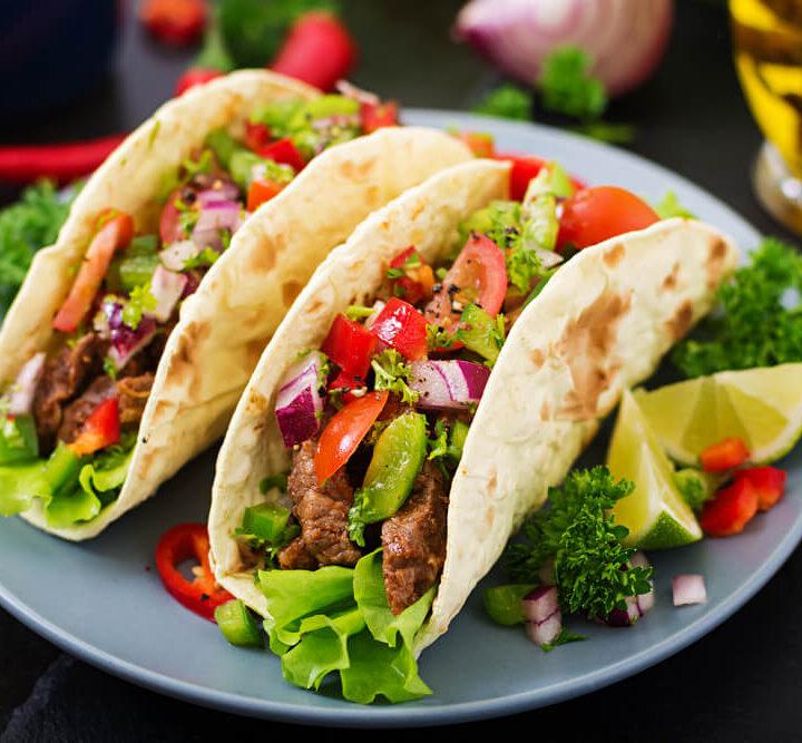 Receta de barbacoa de res para tacos